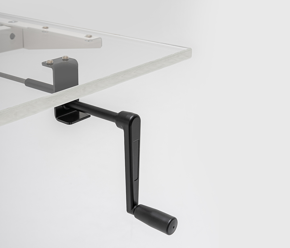 Crank system frame